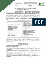 Orientaciones GS Opción B 2014