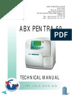 ABX Pentra 60 - Service Manual