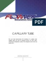 Cap Ill Iary Tube
