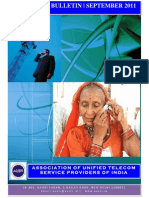 Auspi News Bulletin Sept 2011