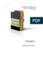 Windent - Manuale d'Uso