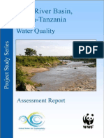 Mara WaterQuality AssessmentReport