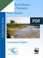 Mara WaterQuality AssessmentReport