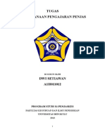 Tugas Rpp Sd Tematik Kelas 1 Dwi Setiawan (Kelas b)