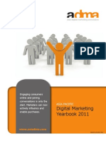 ADMA Digital Marketing Yearbook 2011