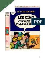 Blyton Enid Les Cinq 14 Les Cinq vendent la peau de l'ours 1977.doc