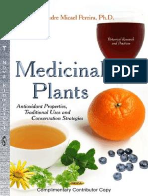 Medicinal Plants_eBook pdf   Phenols   Antioxidant
