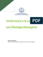 Guía de Intolerancia a La Lactosa - Una Patología Emergente - Mayo 2013