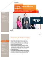 Pwc Trends in Workforce Analytics