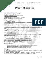 0 0 Proiect de Lectie Mm