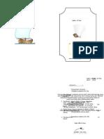 Undngan Perpisahan Kelas 32011