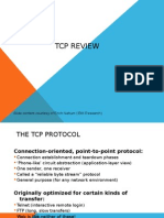 TCP Review