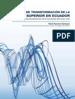 Tercera ola de Transformación de La Educación Superior en Ecuador3
