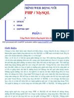 Ky thuat lap trinh PHP MySQL