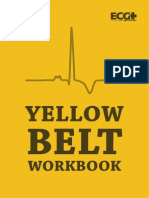 ECG Mastery Yellow Belt Workbook
