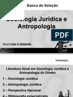 Sociologia Jurídica e Antropologia