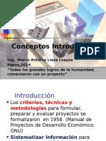 Sesion 1 Formulacion y Evaluación de proyectos 2014.pptx
