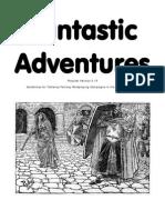 Fantastic Adventures 0.15