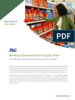 Retail Solutions Case Study - PG (DSM)