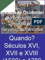 Do Medieval a Revolução