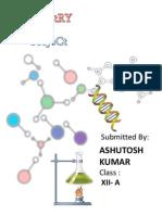 Ashutosh (Chemistry Project)