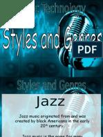 n3 styles  genres no audio
