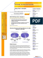 Ielts Writing Pie Chart Tips
