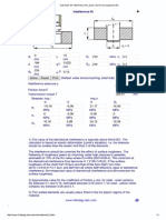 Interference fits for metal parts