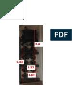 Medidas Concentracion de Medidores