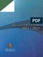 Dlicatalog2011 2012 New