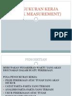 Work Measurenment ( Rino Andriansyah Putro )