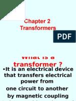 working of Transformer