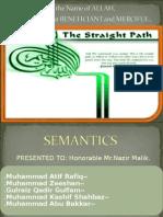 Semantics Final