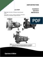 Flowserve Pumps