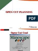 Open Cut Planning