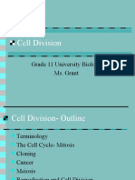 Chapter3-CellDivision