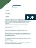 Diagnóstico Diferencial de Cavidades Pulmonares