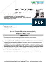 1F1 1F2 Operators Manual SP