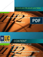LIC Plans Presentation