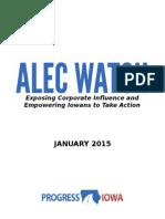 ALEC Watch