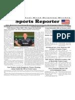 January 28 - February 3, 2015 Sports Reporter