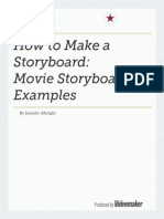 Free Report Storyboard