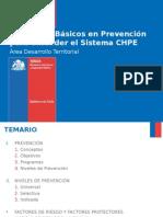 Capacitacion CHPE Conceptos Prevencion