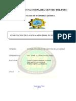 Informe de Plaza Vea