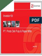 Pindo Deli Investorkit 0