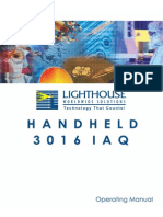 Manual de Operacion HHCP 3016 IAQ