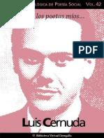 Cuaderno de Poesia Critica n 42 Luis Cernuda