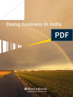 Doing Business in India 2011