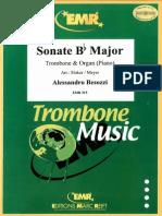 BESOZZI trombone alto