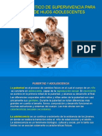 Presentación Pubertad y Adolescencia